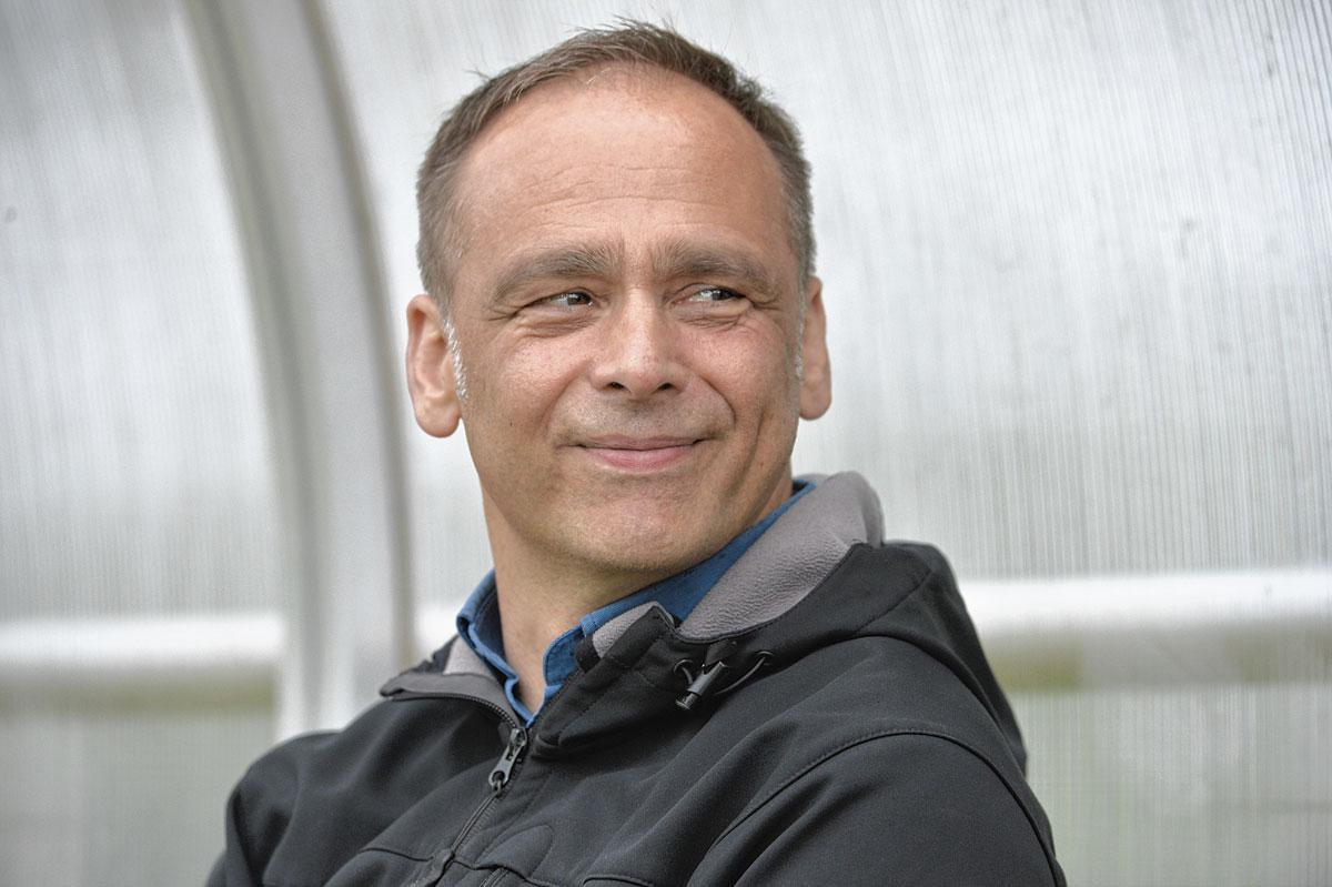Christoph Henkel: 'Veel ideeën en voorstellen in het Belgische profvoetbal worden nog aangestuurd vanuit de situatie van de eigen club, in plaats van denkend aan het algemeen belang.', BELGAIMAGE