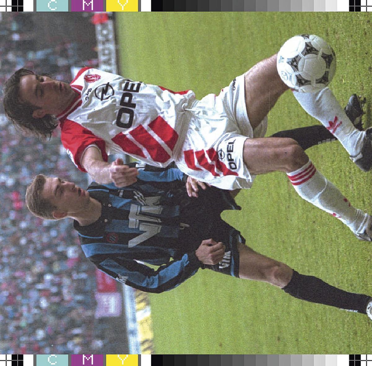 Aurelio Vidmar (1995), belgaimage