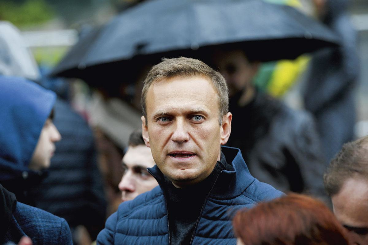 Alexeï Navalny, GETTYIMAGES