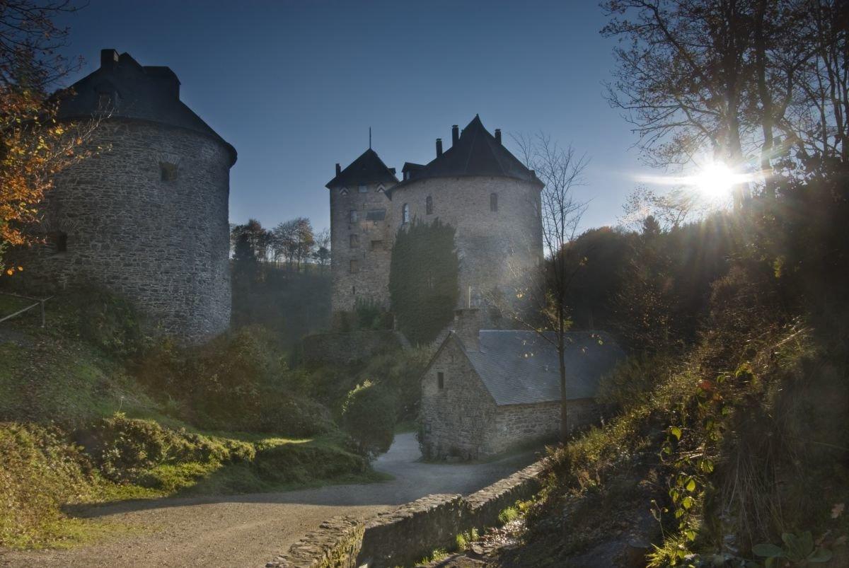 Chateau de Rheinarstein, Getty Images