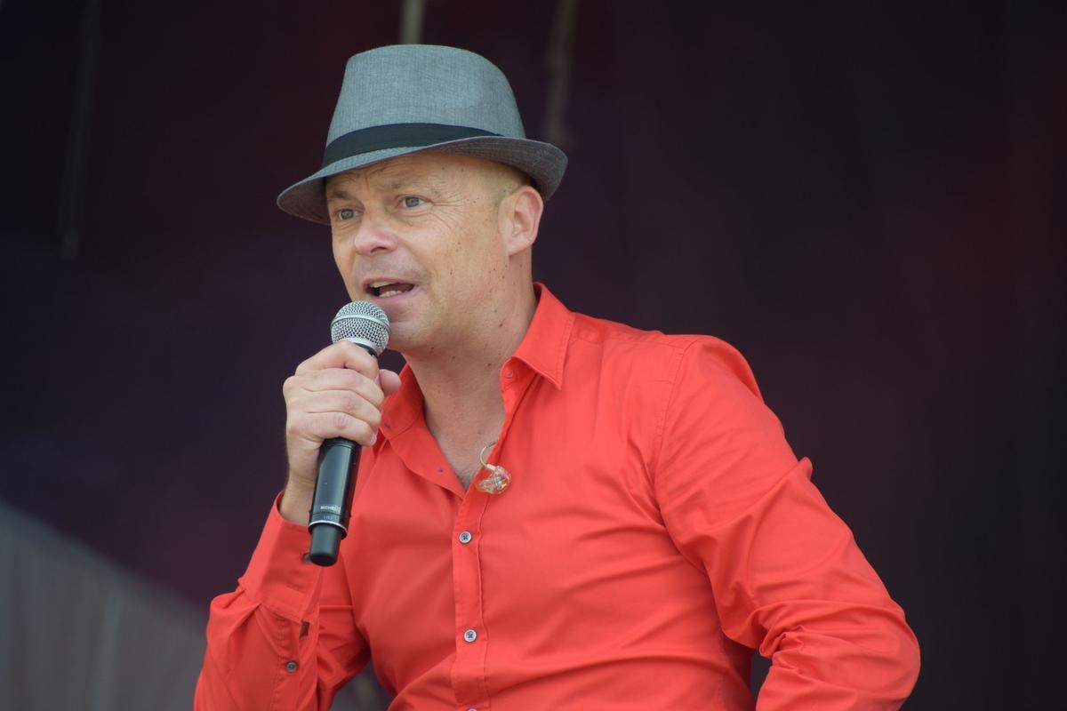 Wim is ook bezig met een nieuwe single met een hoog Bublé-gehalte., PADI/Jens