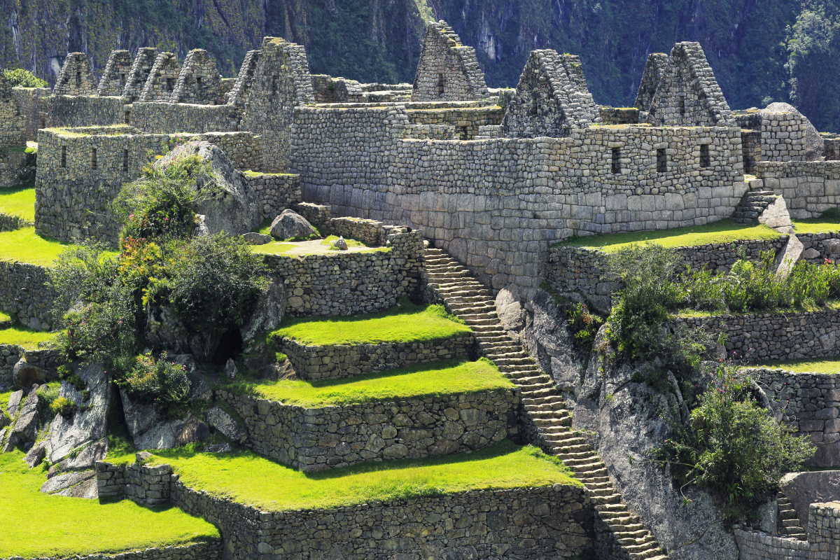 Machu Picchu, Getty Images