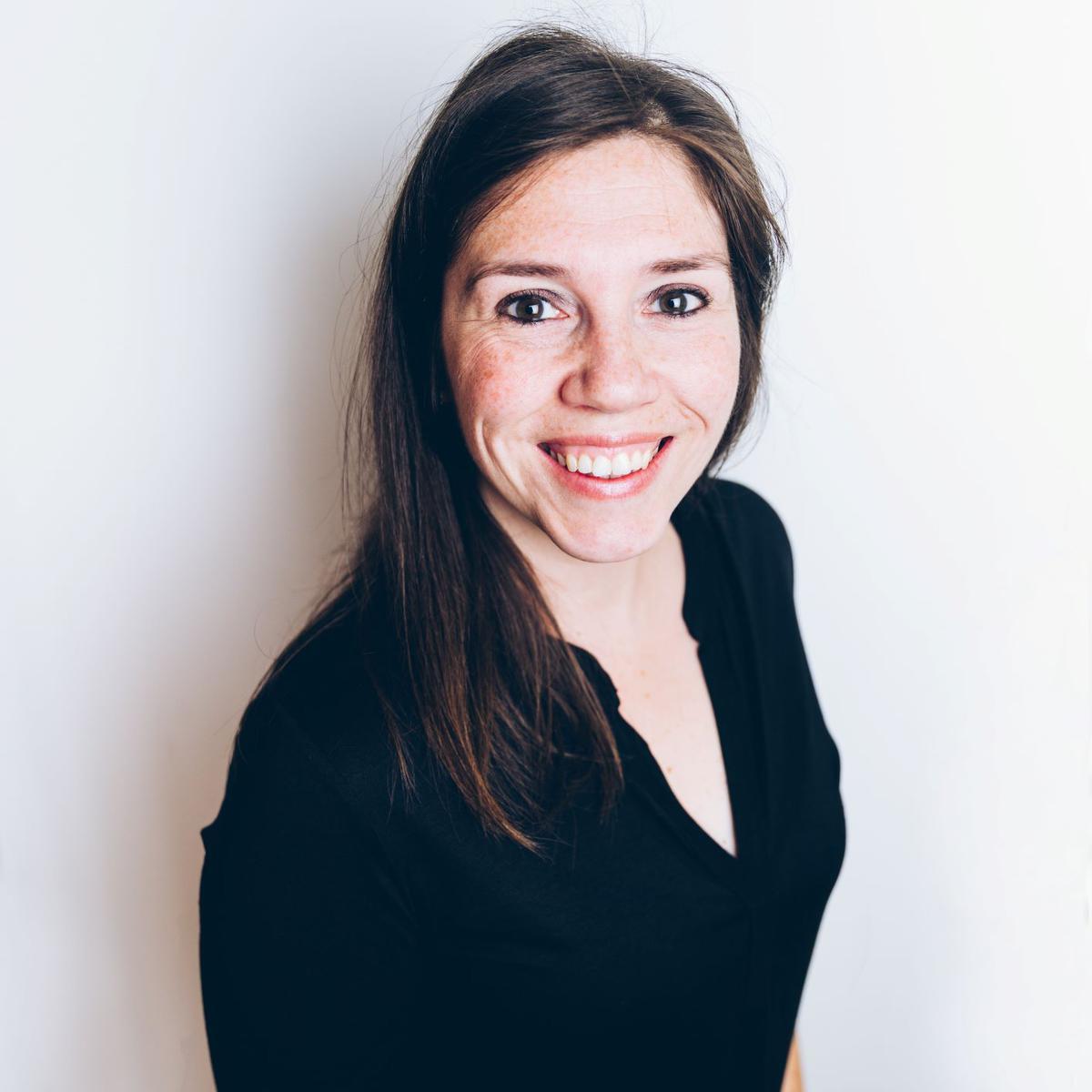 Cynthia Coulier van Open Bedrijvendag., gf