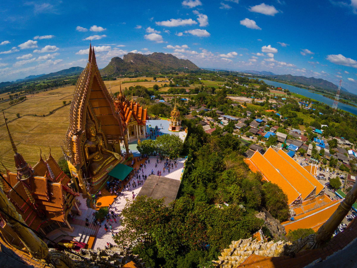 Wat Tham Sua, Getty Images