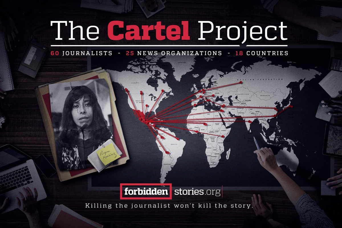The Cartel Project, Forbidden Stories