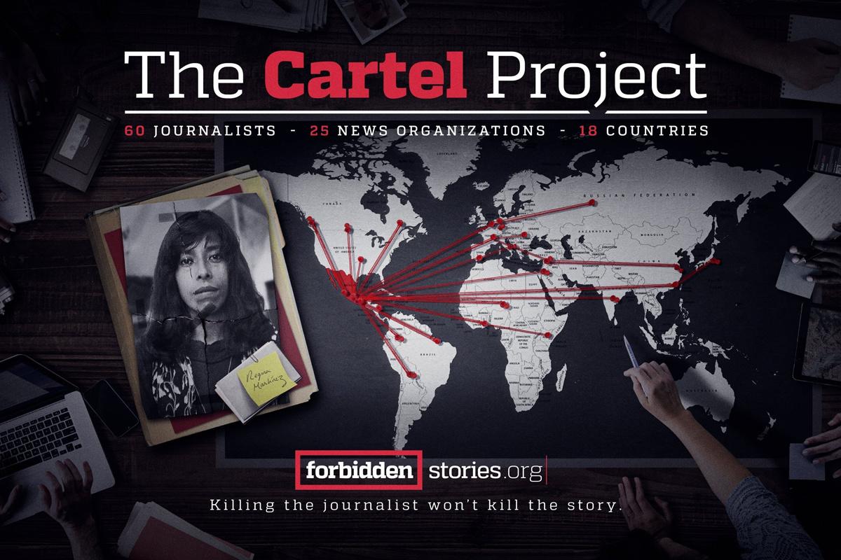 The Cartel Project, Forbidden Stories