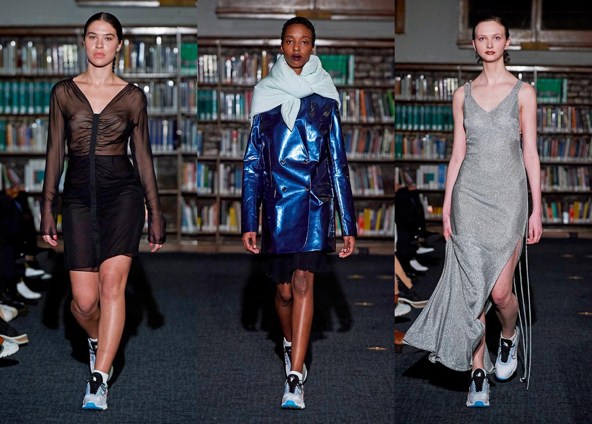 Priscavera op de New York Fashion Week, Imaxtree