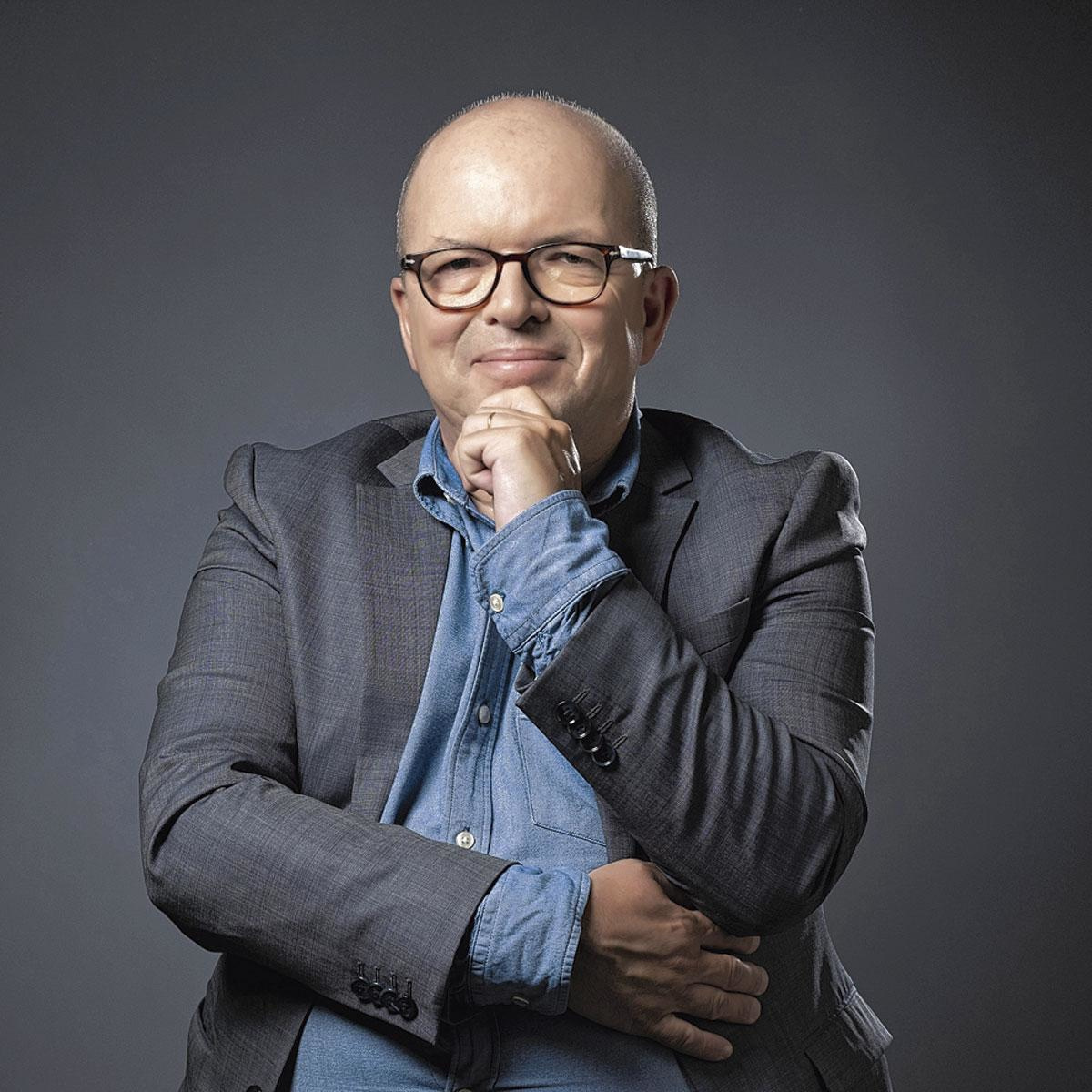 Stéphane Rosenblatt, RTL