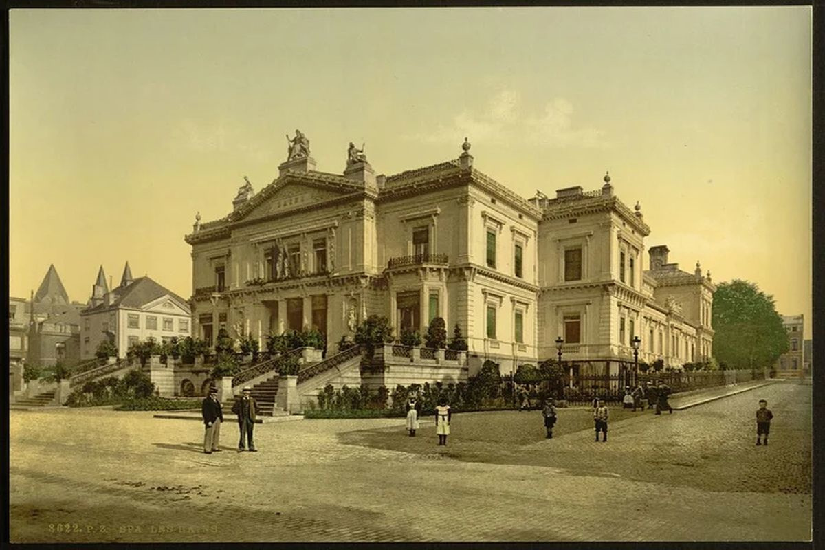 Spa, Library of Congress, Prints & Photographs Division