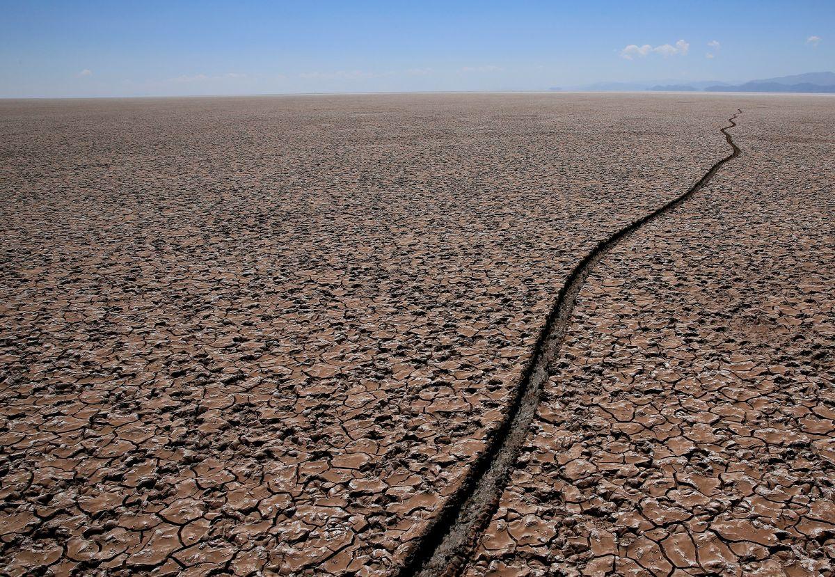 Poopó meer, Getty Images