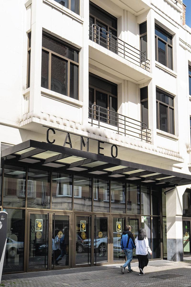 Le cinema Caméo, Frédéric Raevens