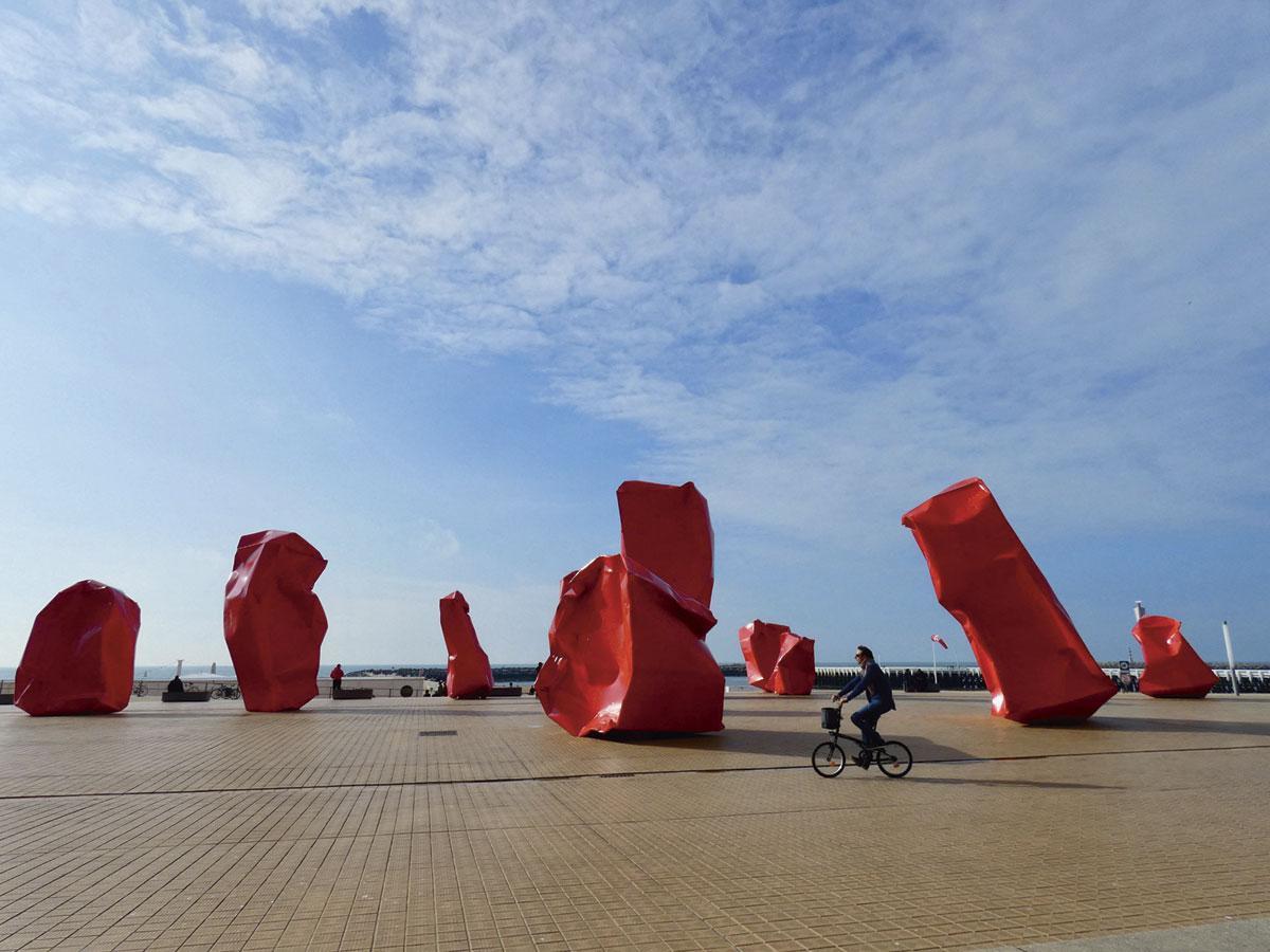 Plus que jamais, Ostende veut prouver que la culture fait partie intégrante de sa bouillonnante personnalité., Nicolas Balmet