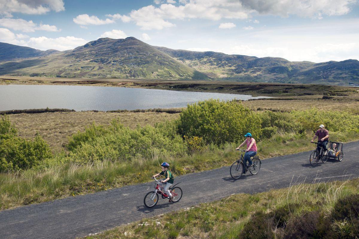 Great Western Greenway, Toerisme Ierland