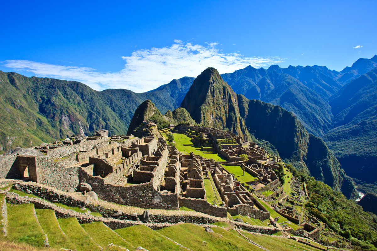 Machu Picchu, Getty Images