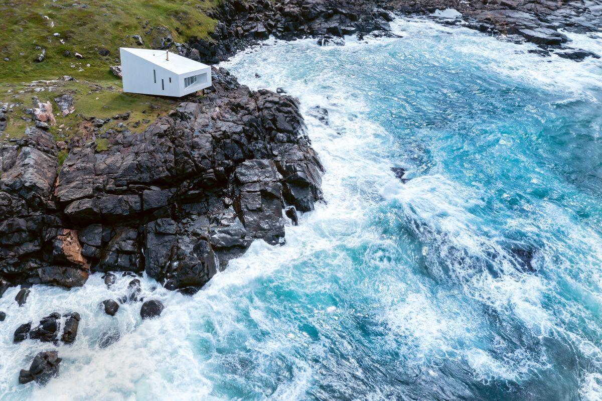 Fogo Island in Newfoundland, Canada, Iwan Baan