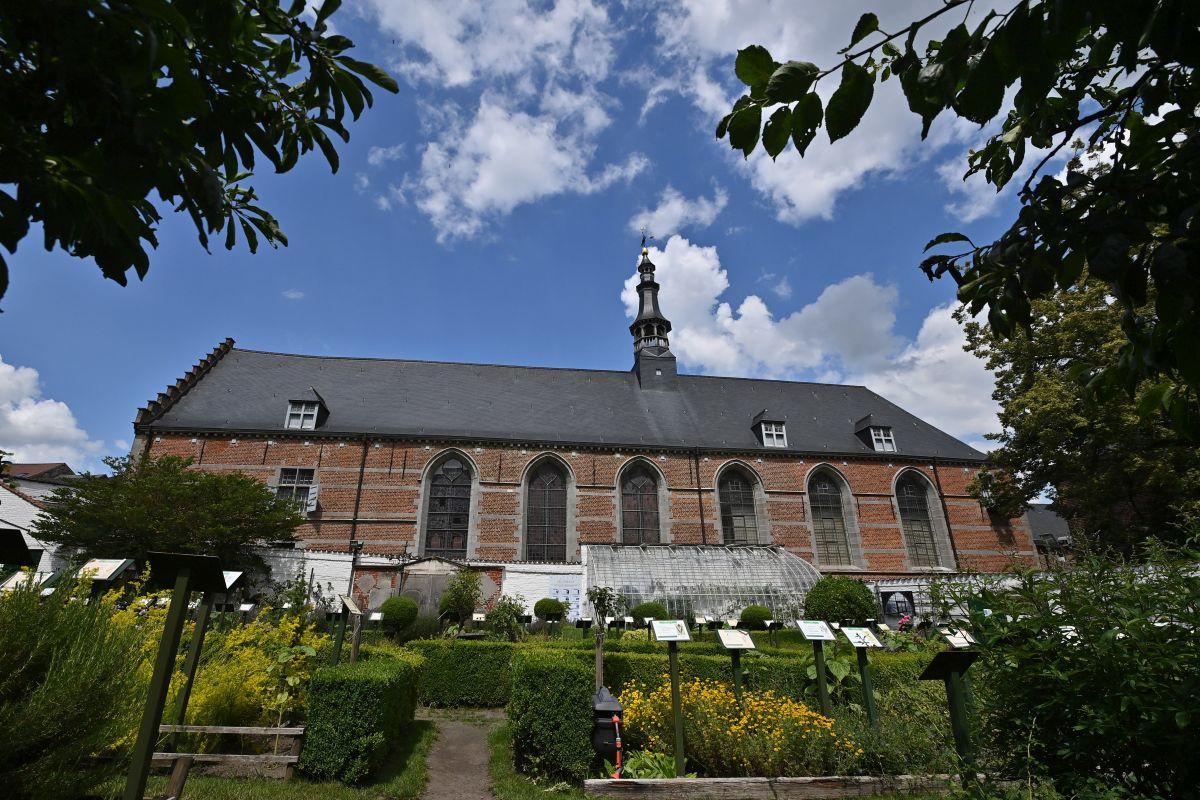 Gasthuis Onze-Lieve-Vrouwe-met-de-Roos, Getty Images