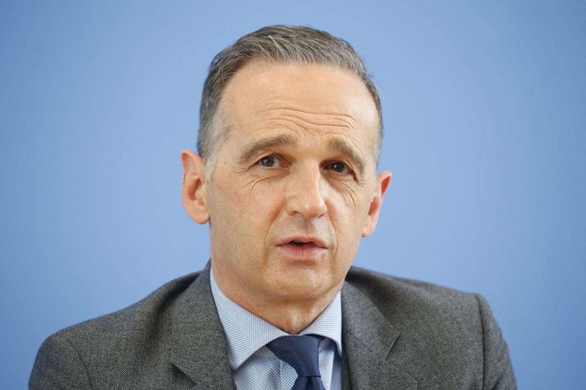 Heiko Maas, AFP