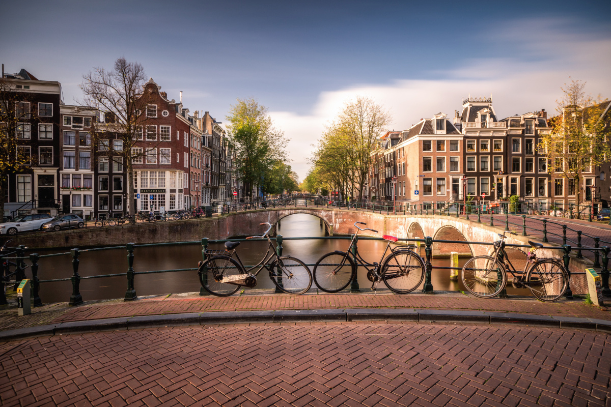 Amsterdam, Getty Images