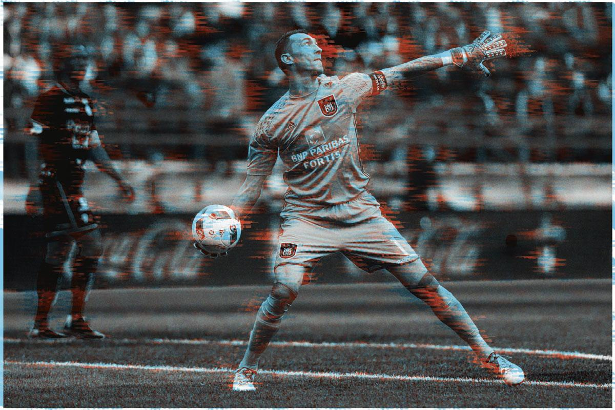 Silvio Proto: 'Ik verwijt mezelf dat ik niet genoeg genoten heb van wat ik bij Anderlecht bereikt heb.', BELGAIMAGE ALESSIA PIERDOMENICO