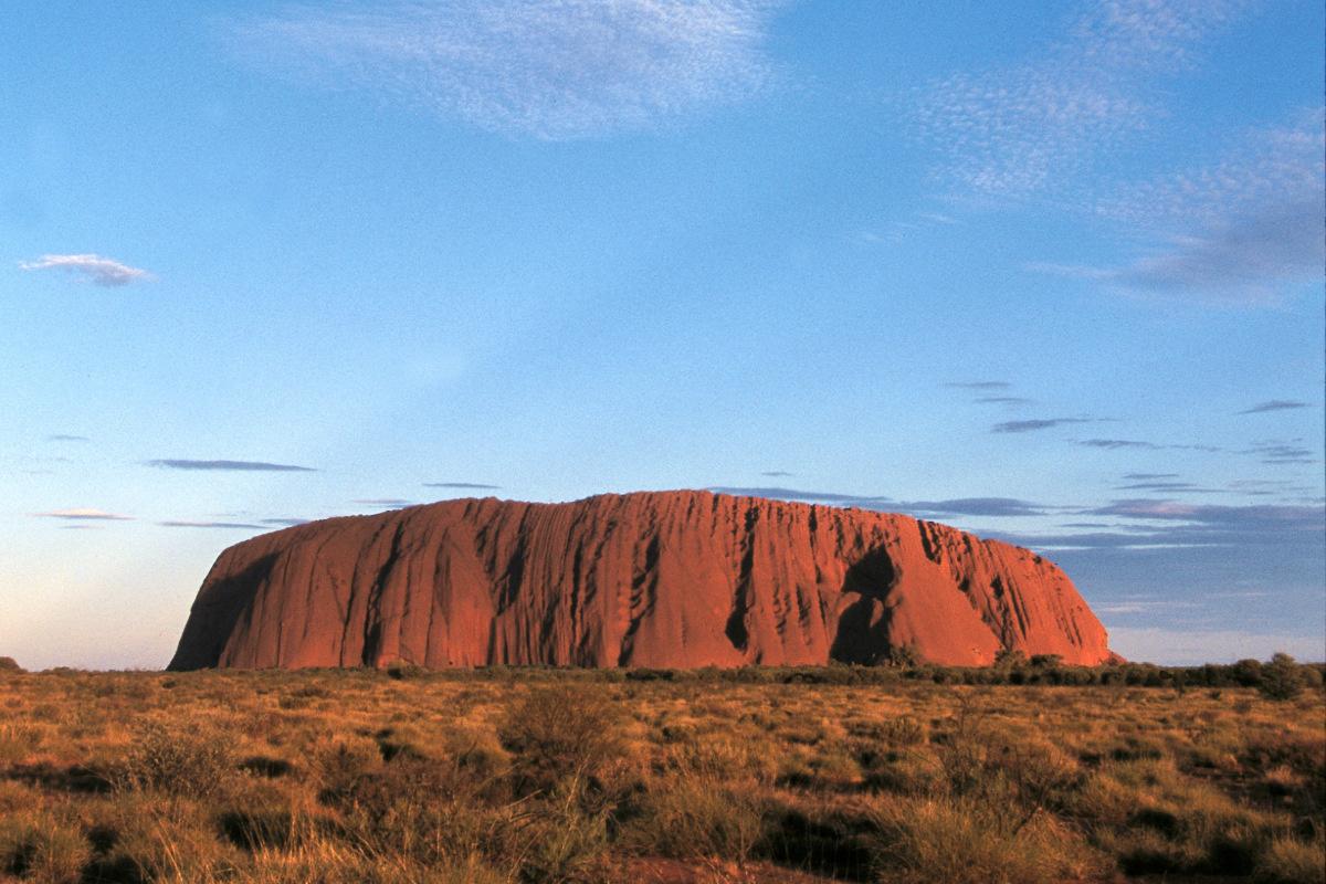 Uluru (Ayers Rock), Getty Images