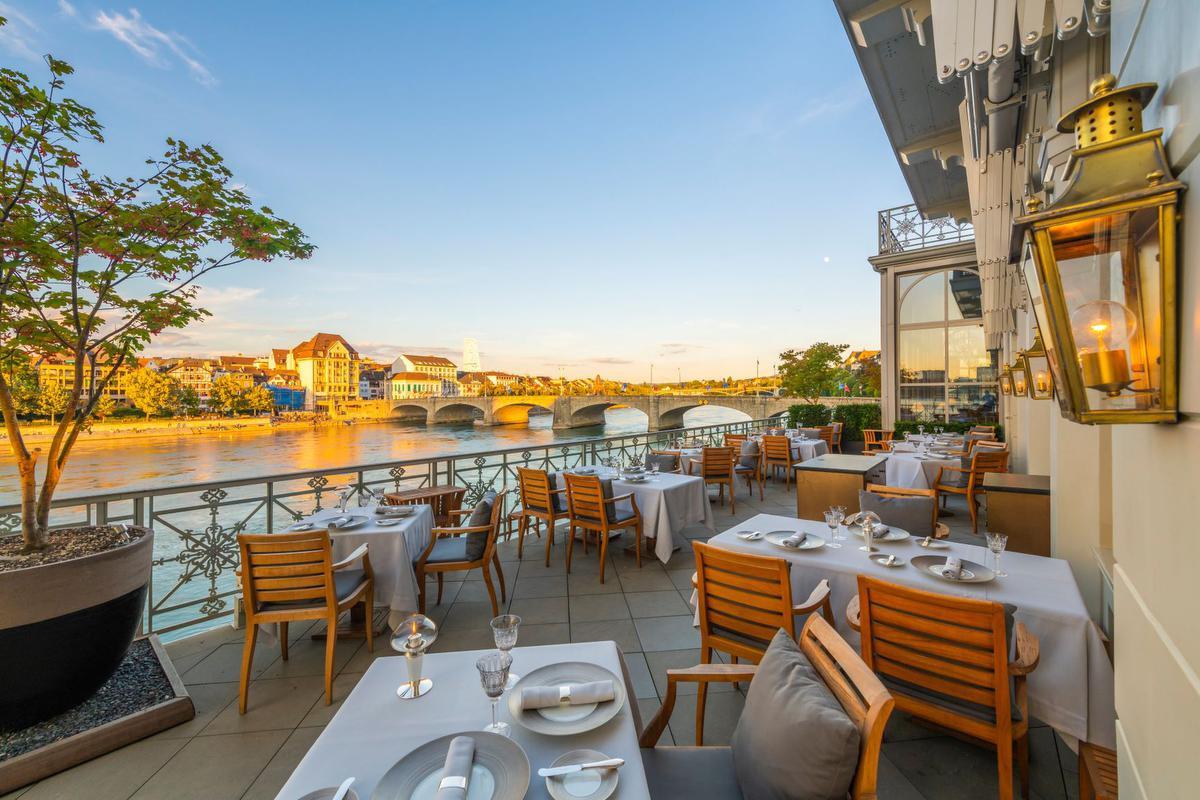 Restaurant Cheval Blanc, Ben Koechlin