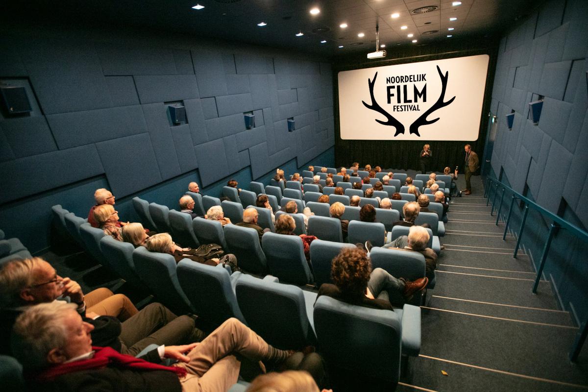 Noordelijk Film Festival in Slieker, Leeuwarden, Visit Friesland