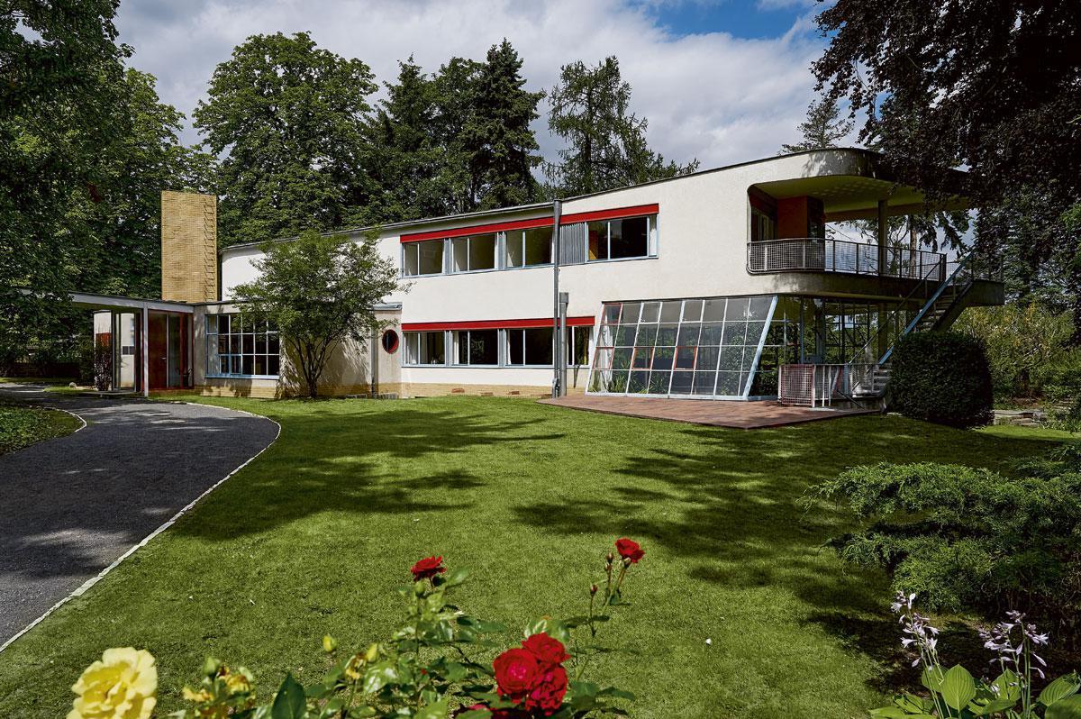 Haus Schminke, MARCEL SCHRODDER