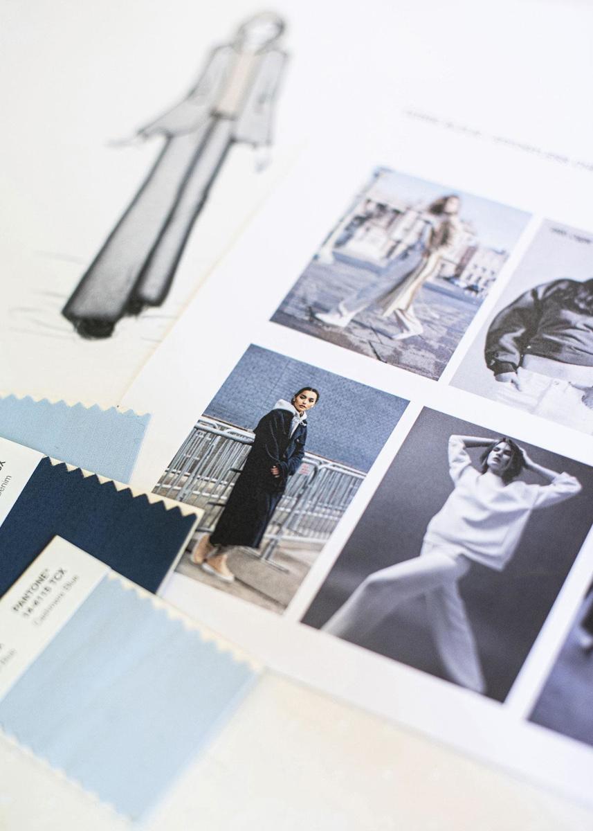 Klassieke stukken werden herwerkt tot een hedendaags silhouet., Levin voor Mindbox