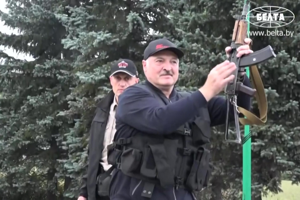 Alexander Lukashenko, AFP
