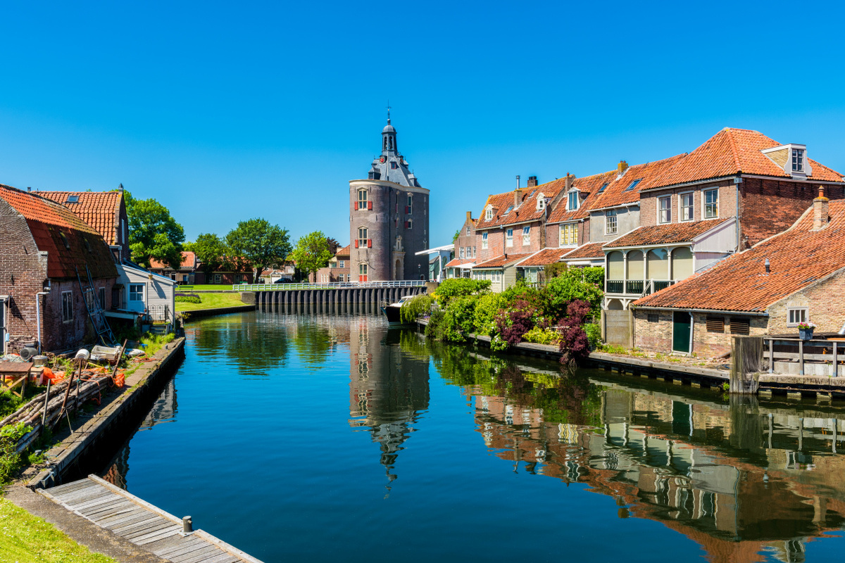Enkhuizen, Getty Images