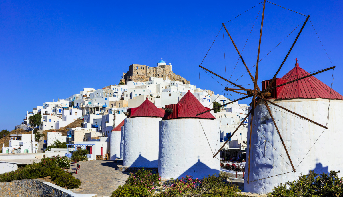 Astypalaia, Getty Images