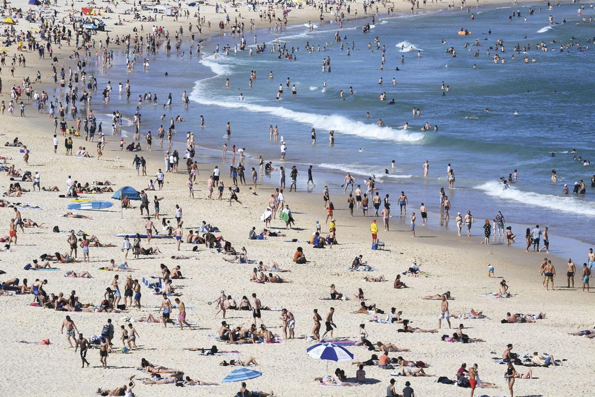 Bondi Beach, près de Sydney, en Australie., Matt Seymour for Unsplash