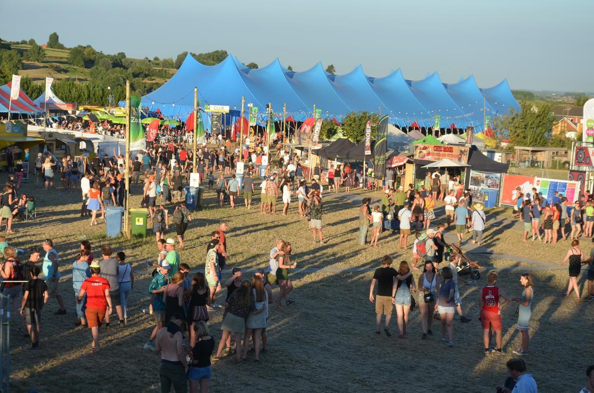 Festival Dranouter is gepland voor 7 tot en met 9 augustus., TOGH