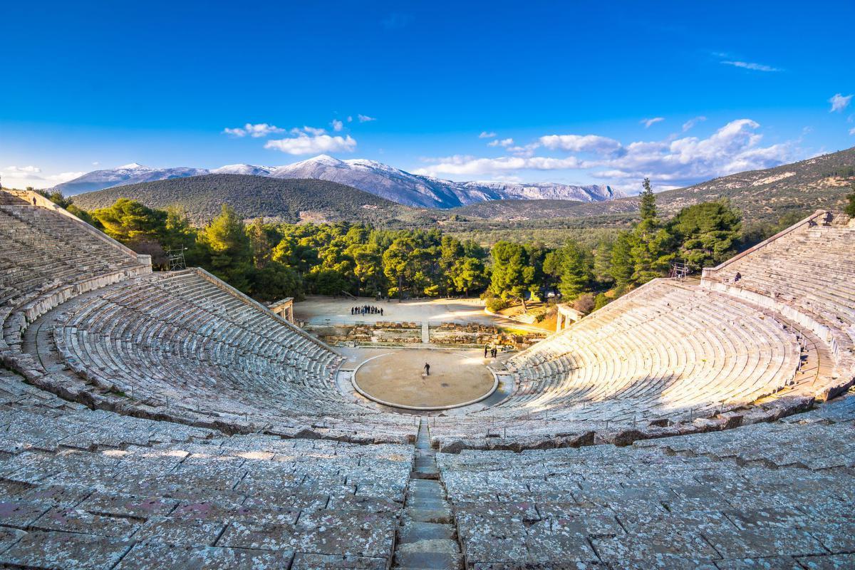 Epidaurus, Shutterstock