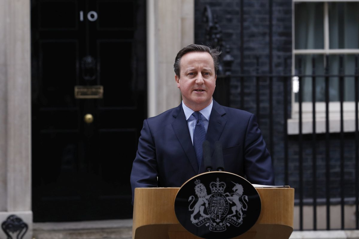 David Cameron, Getty Images