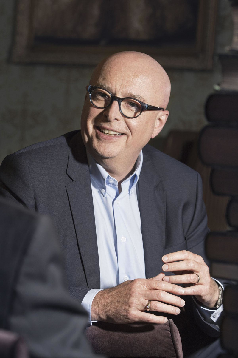 Michel Halet, PG