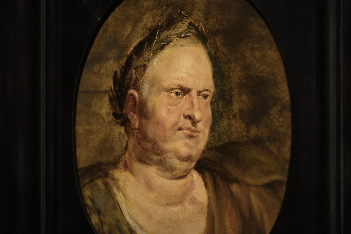 Vitellius, particuliere verzameling, foto Ans Brys