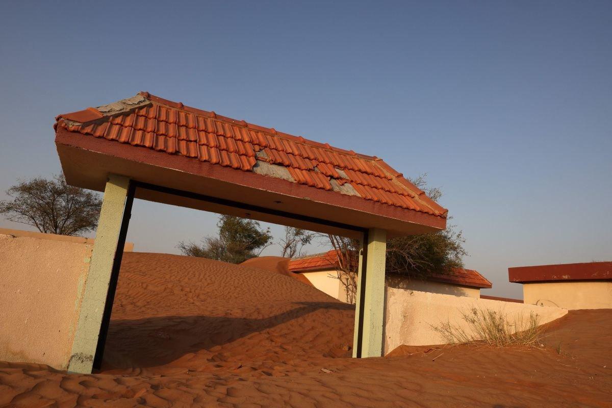 Le village d'Old Al Madam, AFP