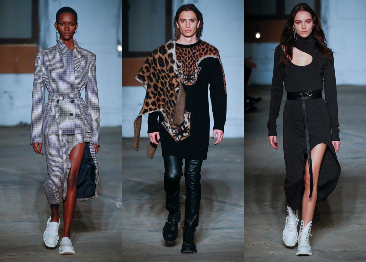 Monse op de New York Fashion Week, Imaxtree