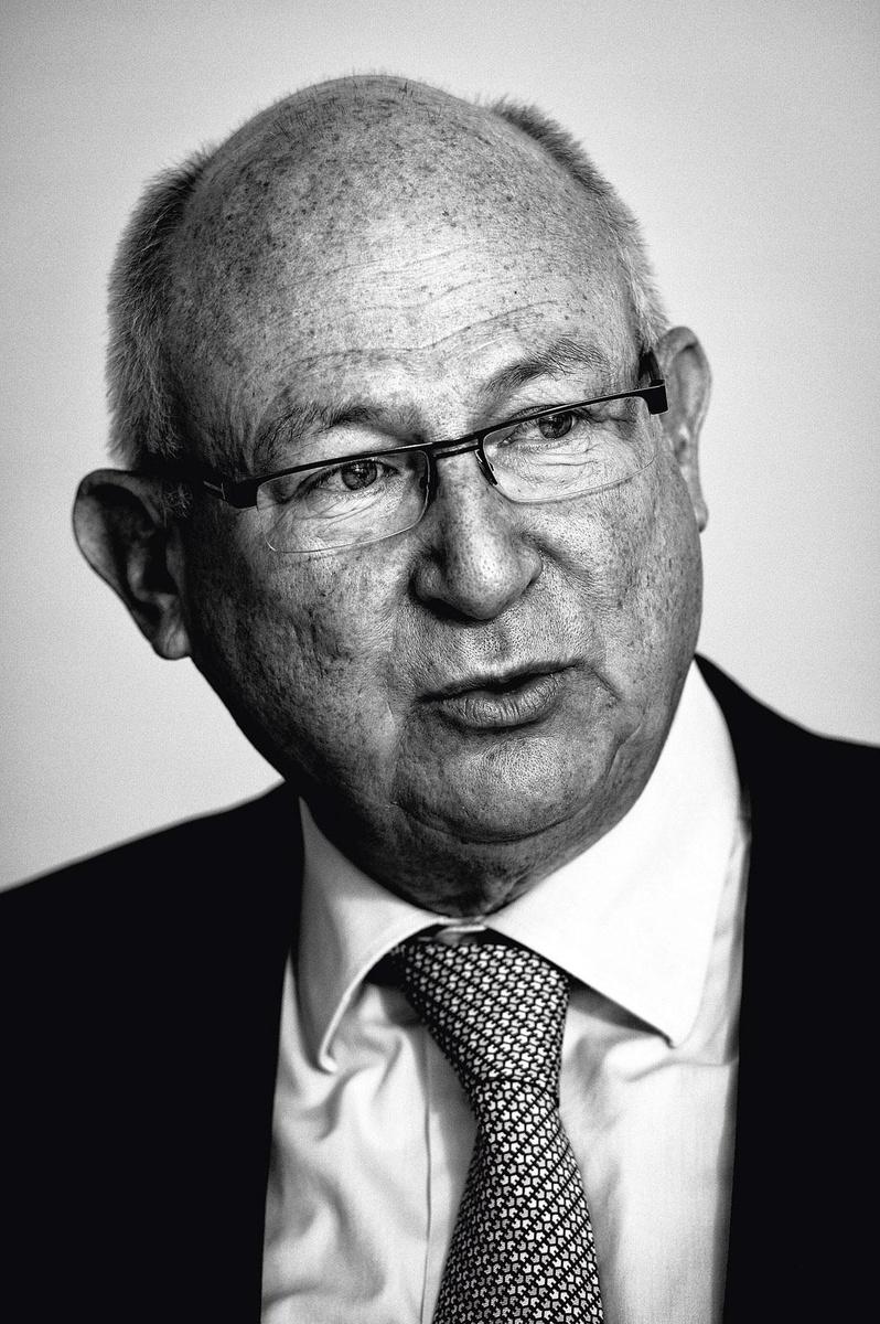 """Rik De Nolf : """" Les gens sont prêts à payer le juste prix si on leur propose de la qualité. """", BELGAIMAGE"""