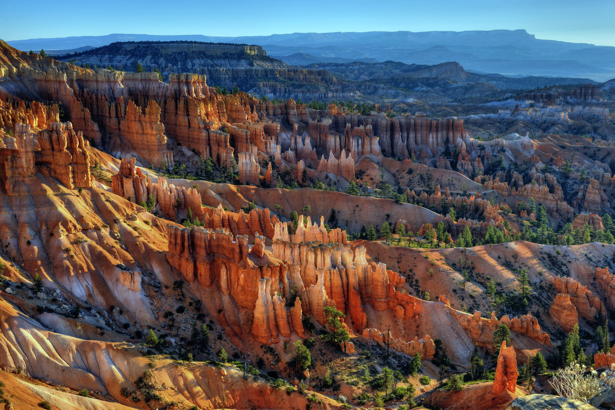 Bryce Canyon, Getty Images