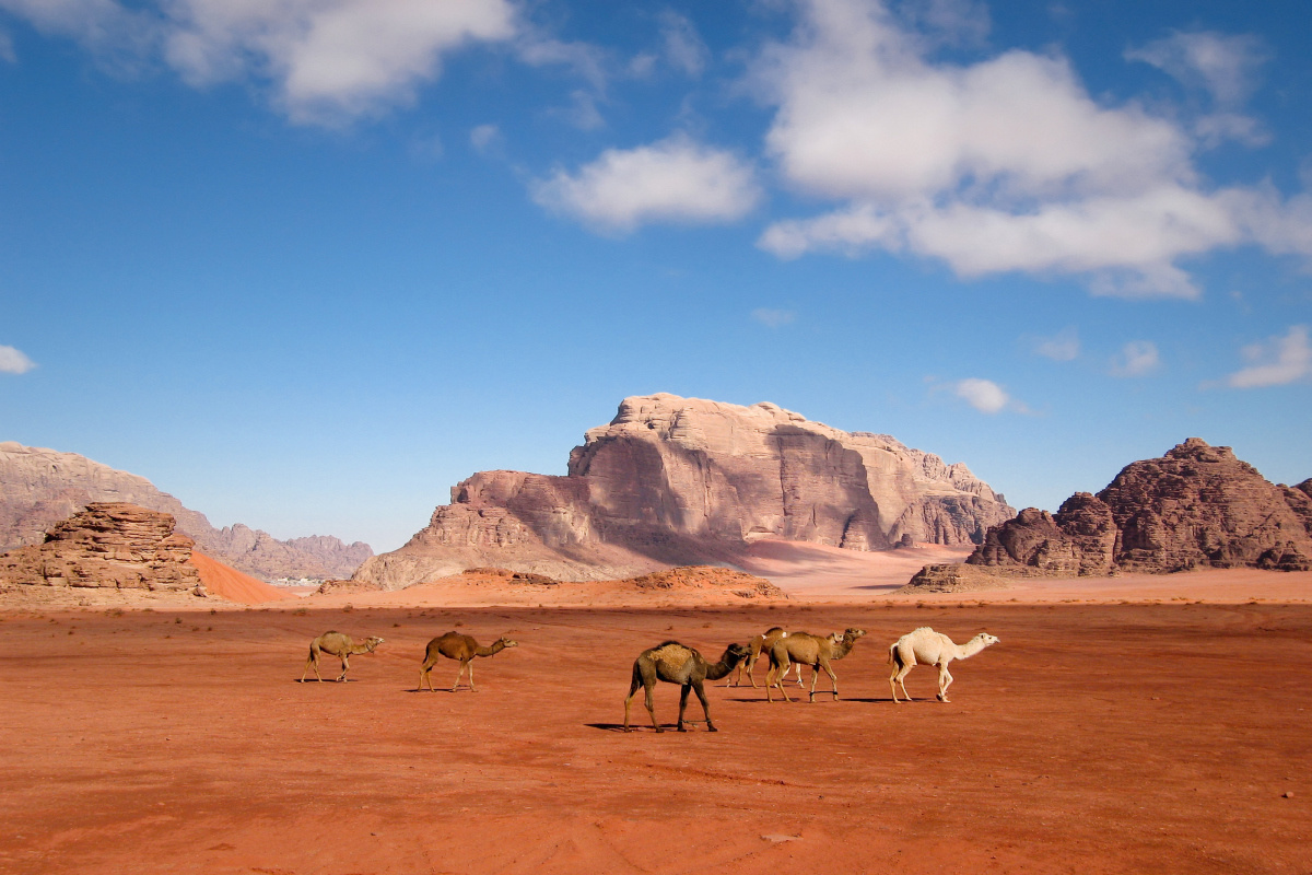 Wadi Rum, Getty Images