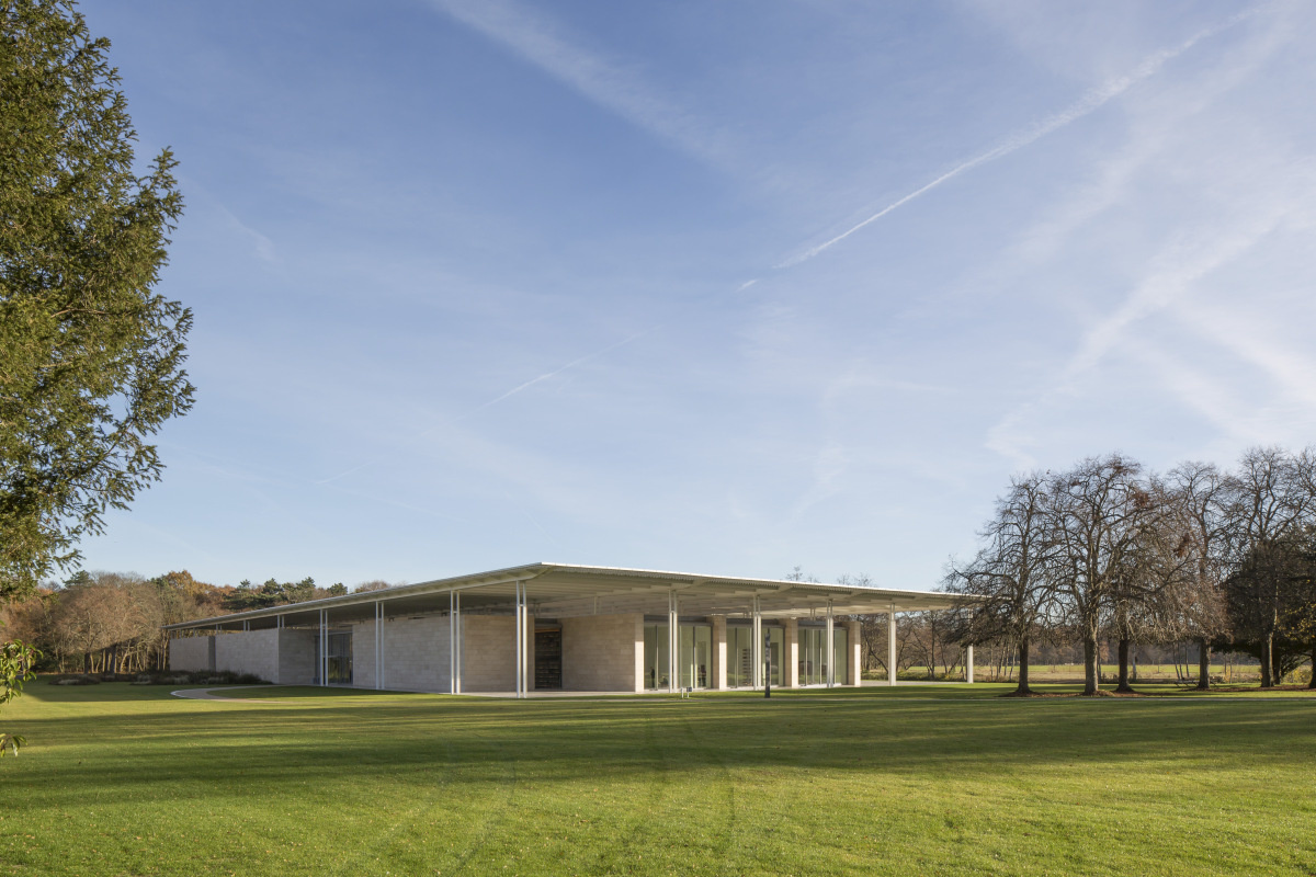 Museum Voorlinden in Wassenaar, Getty Images