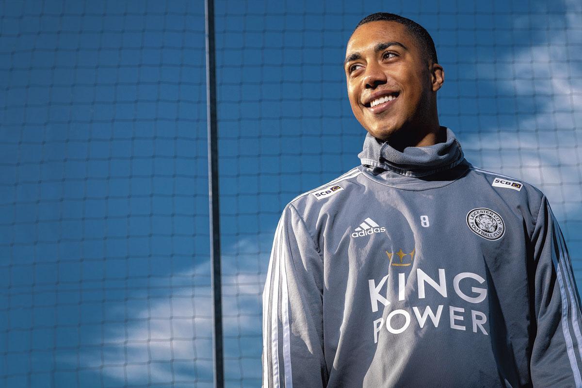 Youri Tielemans tekende vorige zomer voor vier jaar bij Leicester City., belgaimage