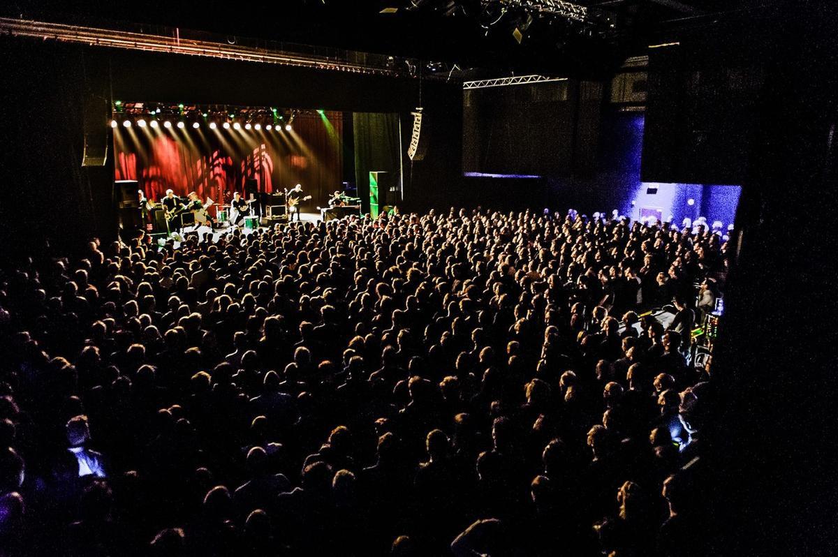 Cactus muziekcentrum in Brugge heeft in eerste instantie alle evenementen geannuleerd tot en met 5 april., gf