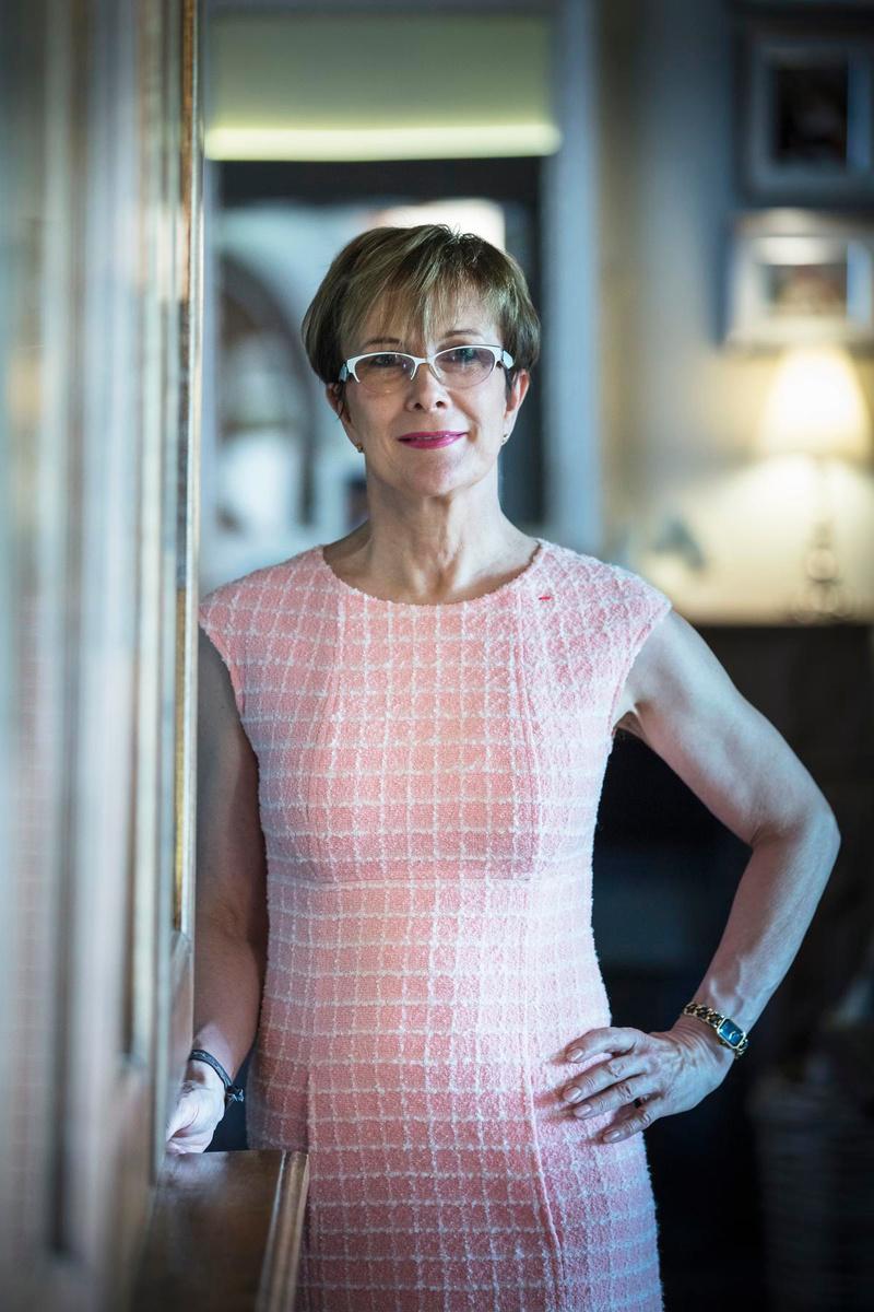 Dominique Loiseau en 2017, DR