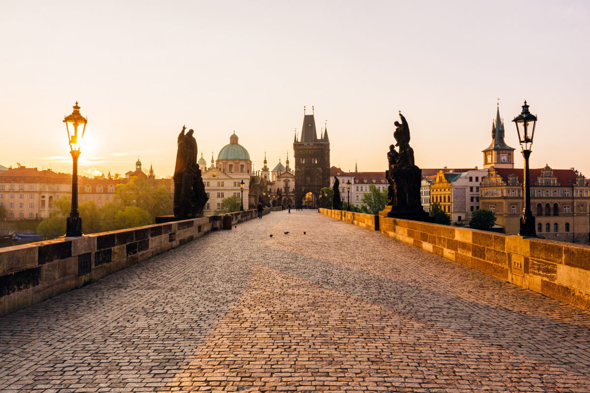 Praag, Getty Images