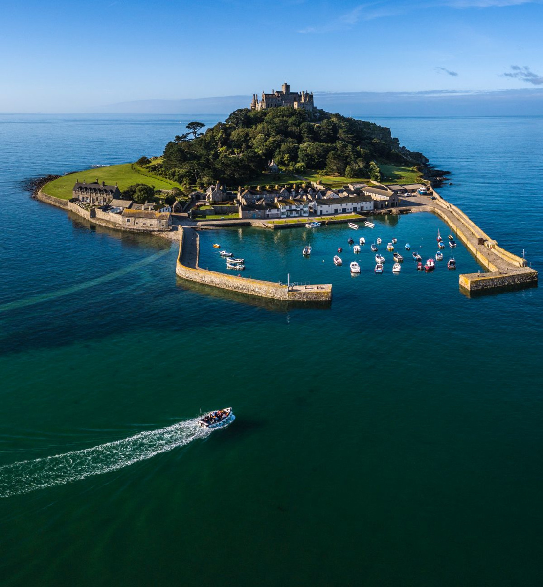St. Michael's Mount, Getty Images