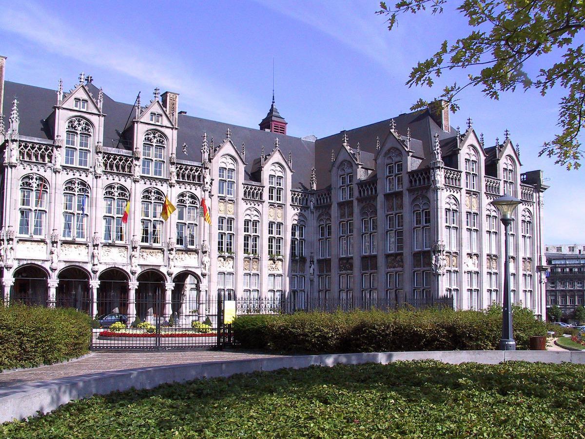 Prinsbisschoppelijk Paleis, WBT - Joseph Jeanmart