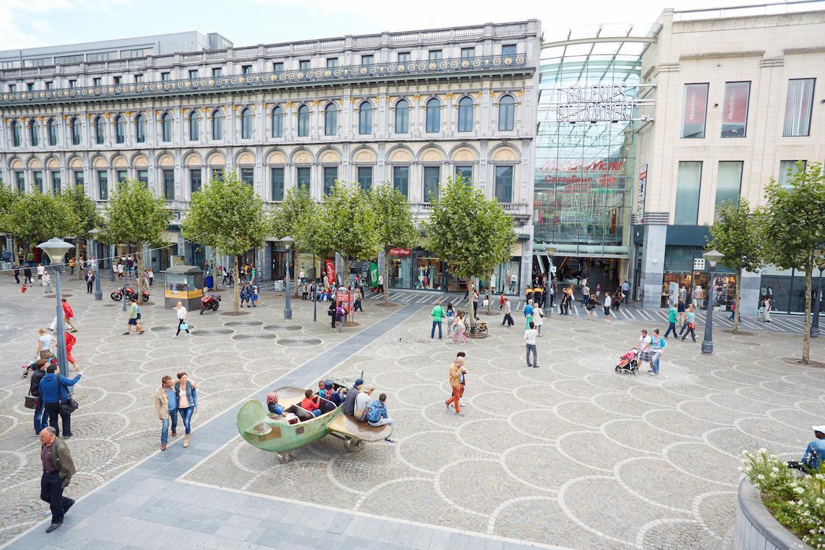 Place Saint Lambert, WBT - Denis Erroyaux